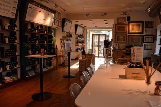 Borgogno Tasting Room