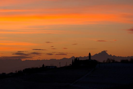 Novello sunset