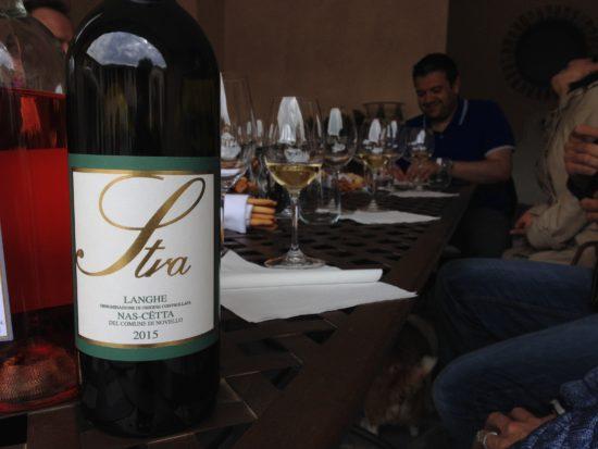 Novello Wine Tasting