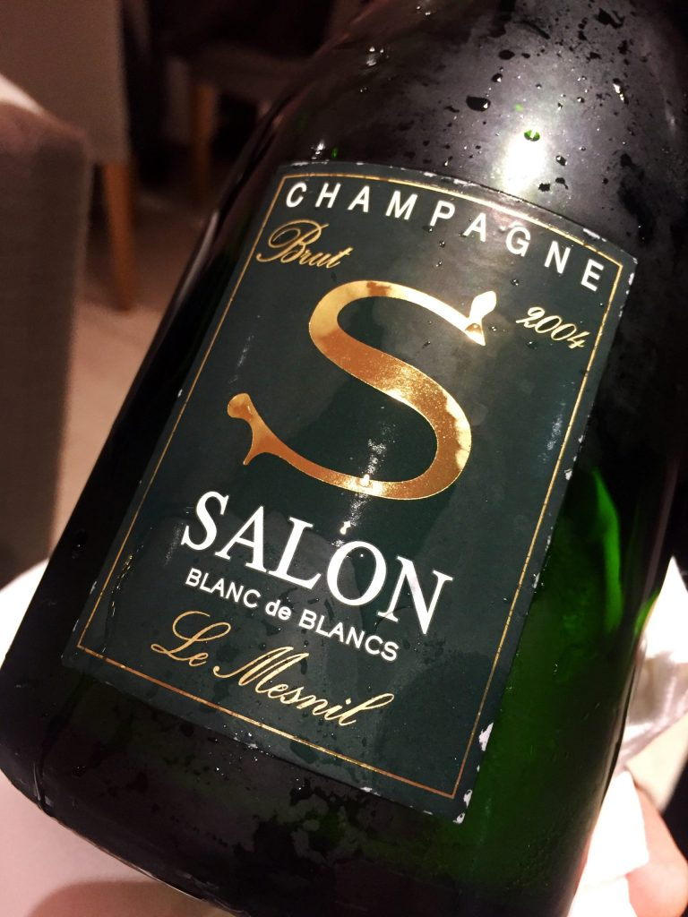 Salon 2004 Champagne