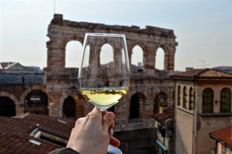 wine in verona