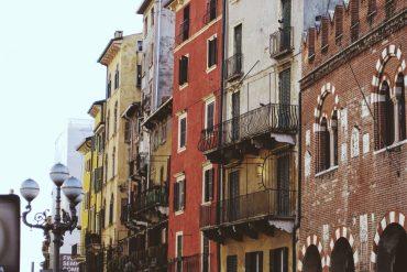 Piazza delle Erbe Verona travel