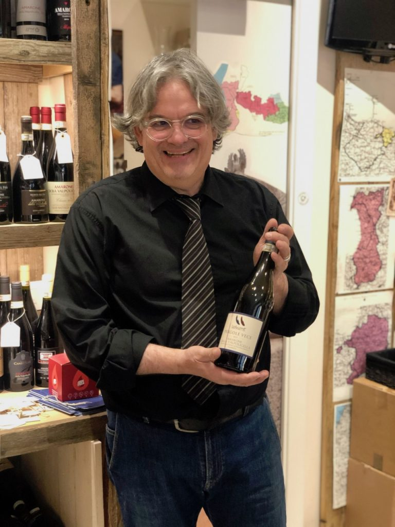 Verona wine tasting