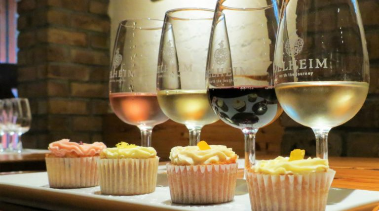 Cape Town Wine Pairings