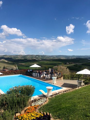 destination italian wedding