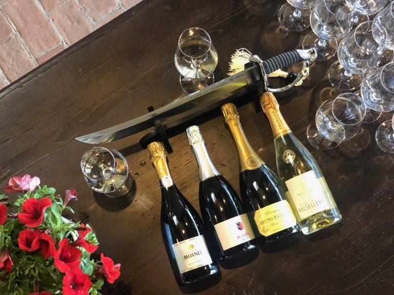 wine saber