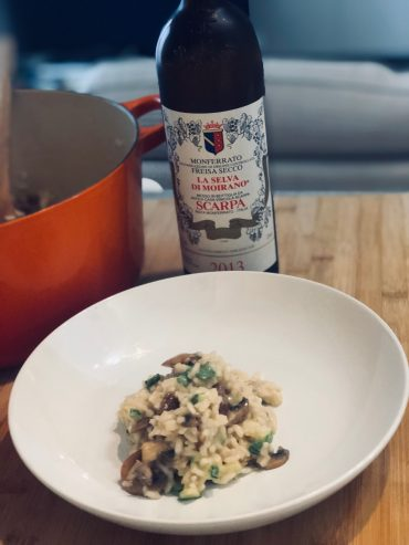 risotto wine pairing