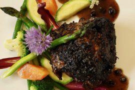 blueberry chicken recipe