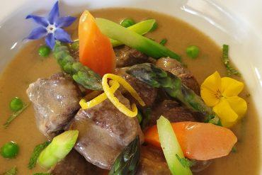 spring beef stew