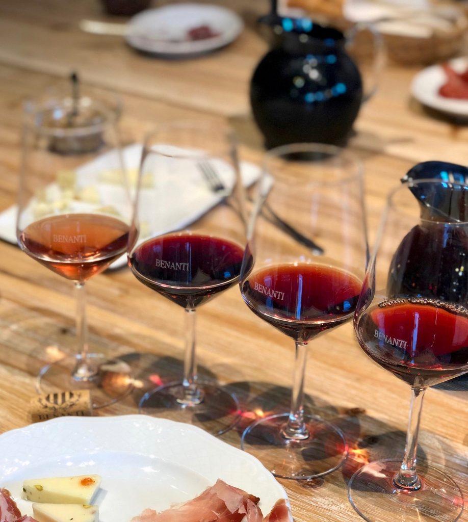 benati winery