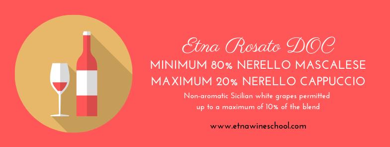 etna rosato doc classification