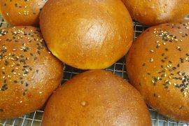 brioche hamburger buns recipe