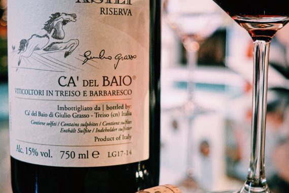 Barbaresco food pairing