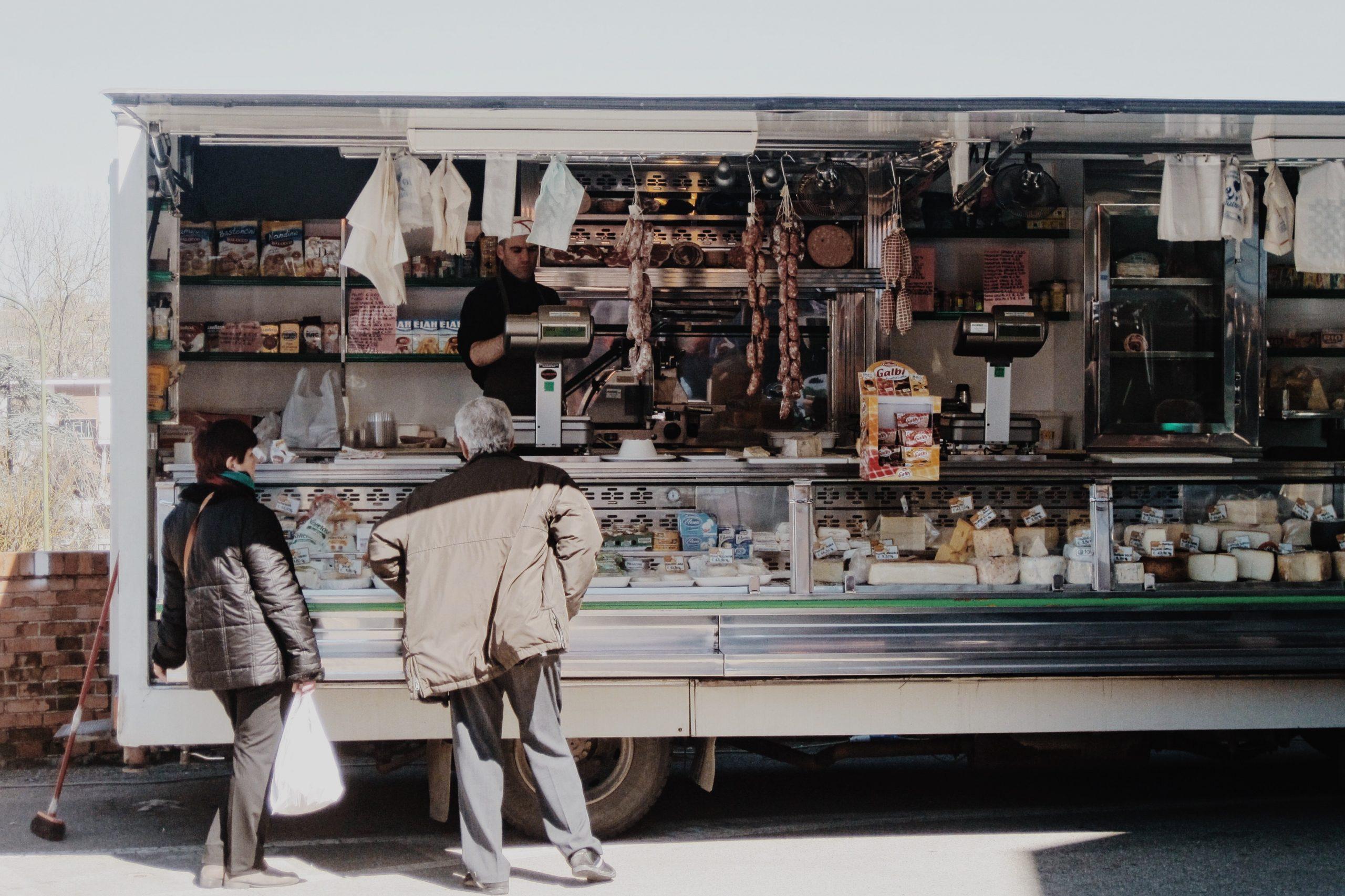 alba italy market