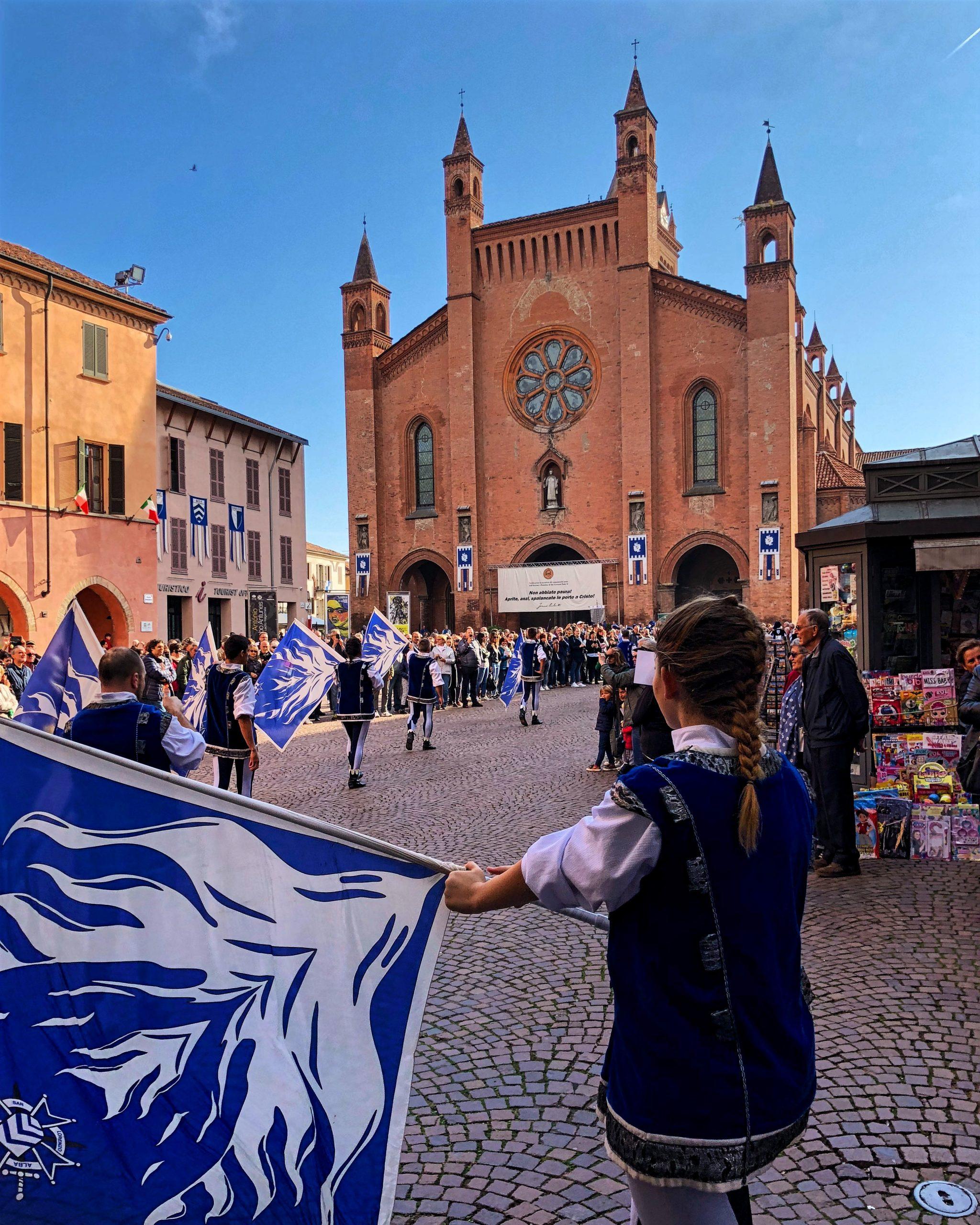 Alba Piazza Risorgimento